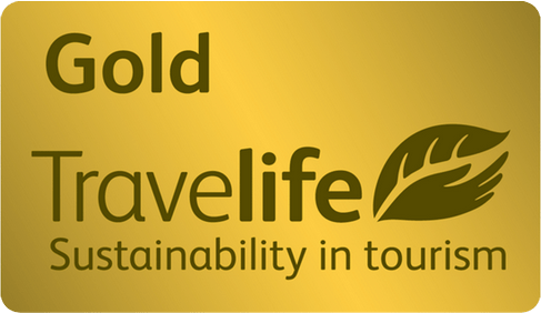 Travelife Gold Award 2019