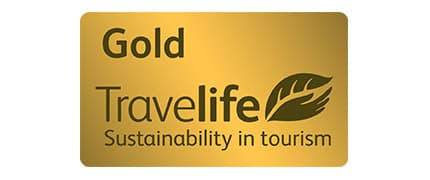 Travelife Gold Award 2019