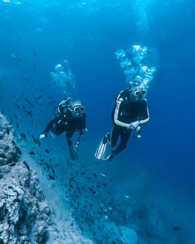 757 – Scuba Diving League Travels