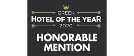 """Der Cretan Malia Park Gewinnt Eine LobendeErwähnung Bei Den Griechischen""""Hotel Of The Year"""" Auszeichnungen"""