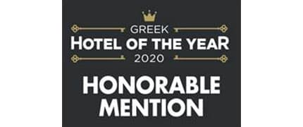 Cretan Malia Park a obtenu une mention honorable aux prix «Greek Hotel of the Year»