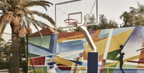 449 – Basketball Court