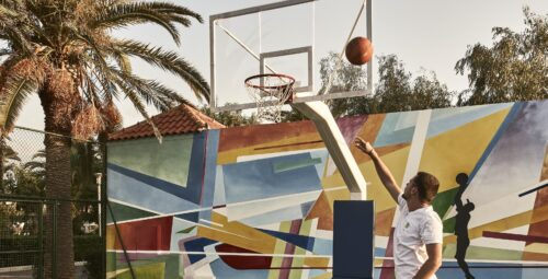 450 – Basketball Court
